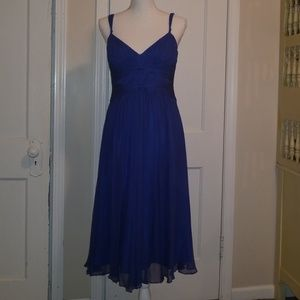 Beautiful Blue Special Occassion Dress